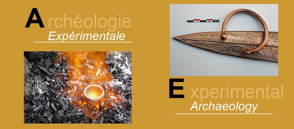 archéologie expérimentale